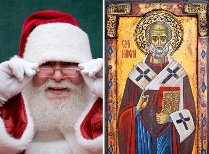 Czego nie wiemy o świętym Mikołaju?