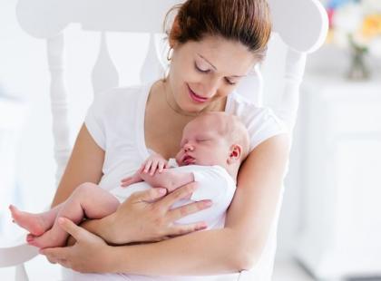 Czego powinna nauczyć się młoda mama?
