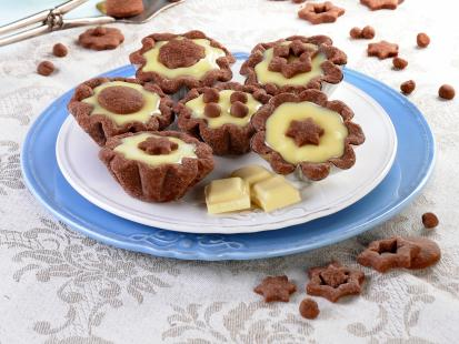 Czekoladowe i kuszące - sprawdź nasze przepisy na babeczki czekoladowe