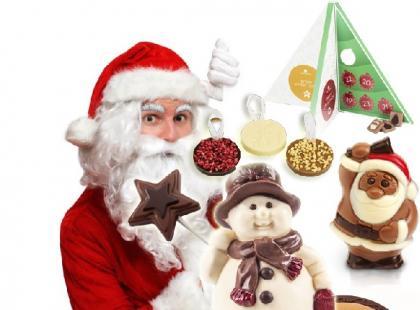 Czekoladowe prezenty na Boże Narodzenie!