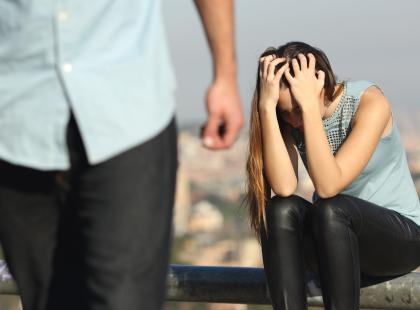 Czemu pozostajemy w złym związku?