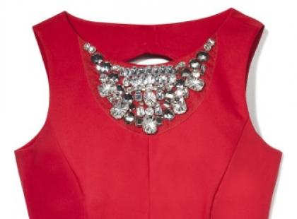 Czerwona sukienka - Mohito