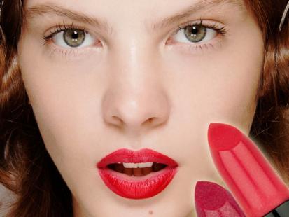 Czerwone szminki na Walentynki już od 7 zł!