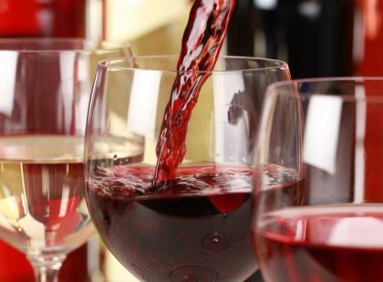Czerwone wino na nadciśnienie - czy to działa?