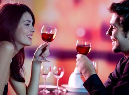 Czerwone wino - najlepszy afrodyzjak