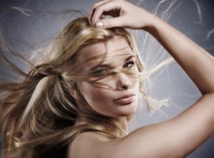 Często rozjaśniane włosy