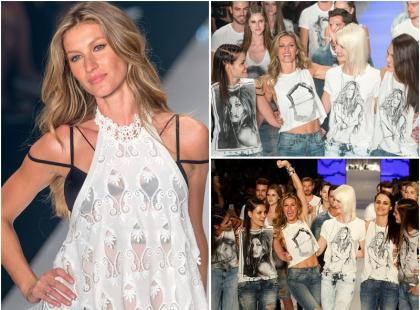 Czołowa topmodelka Gisele Bündchen kończy karierę