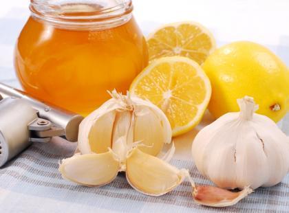 Czosnek - naturalny sposób na przeziębienie