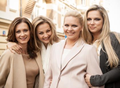Cztery kobiety i przyjaźń