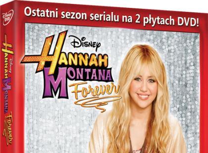 Czwarty sezon Hannah Montany już na DVD