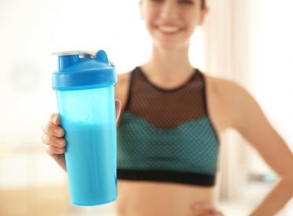 Czy aktywna fizycznie kobieta potrzebuje odżywki białkowej?