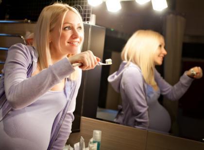 Czy aparat ortodontyczny podczas ciąży to dobry pomysł?