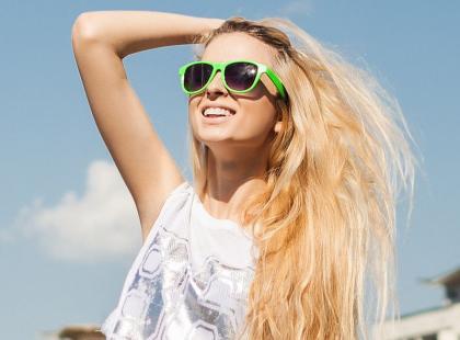Czy blond jest dla Ciebie? Sprawdź!
