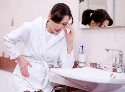 Czy brak nudności w ciąży grozi poronieniem?