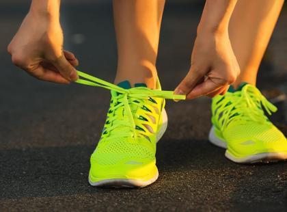 Czy chód sportowy pomaga schudnąć? [wywiad]