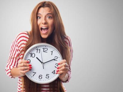 Czy dobrze zarządzasz swoim czasem? [psychotest]