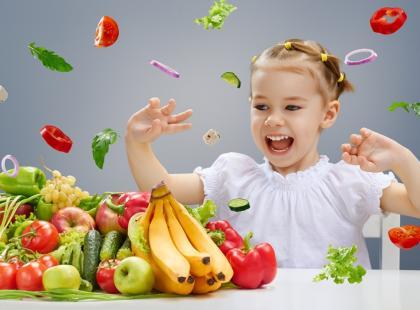 Czy dziecko może jeść nowalijki?