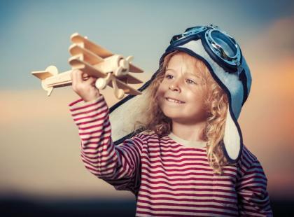 Czy dziecko potrzebuje biletu lotniczego?