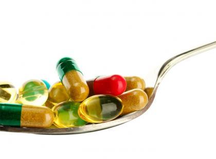 Suplementy diety/ fot. Fotolia