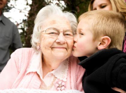 Czy dzisiaj prawdziwe babcie zdarzają się tylko w bajkach?
