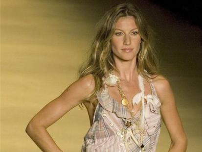 Czy Gisele Bundchen będzie pierwszą modelką-miliarderką