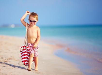 Czy jechać z dzieckiem nad morze?