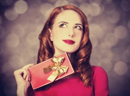 Czy jesteś dobra w kupowaniu prezentów? [psychotest]