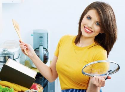 Czy jesteś mistrzynią gotowania? [psychotest]