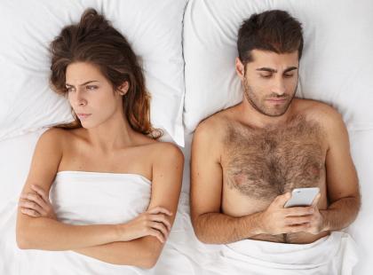 Czy jesteś w toksycznym związku? Psychotest