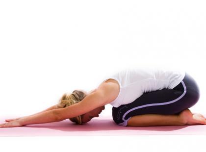 Czy joga jest dobra na stres
