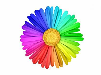 Czy kolory leczą?