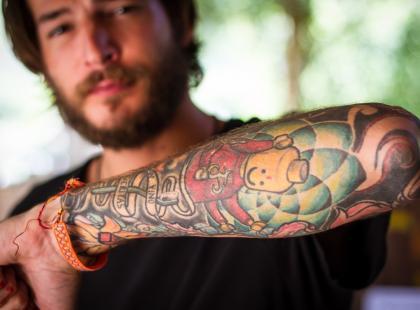 Czy laserowe usuwanie tatuażu jest skuteczne?