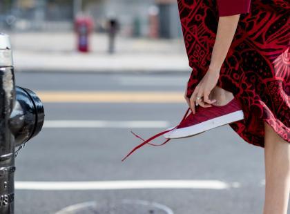 Czy masz już je w swojej szafie? Sportowe buty podbijają świat!
