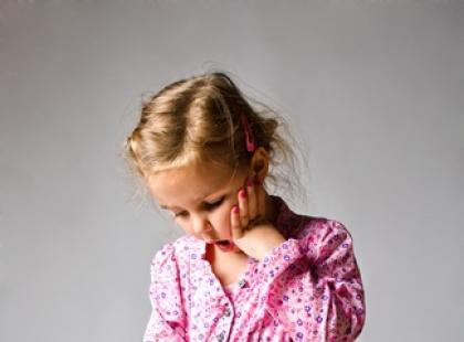 Czy moje dziecko ma anoreksję?