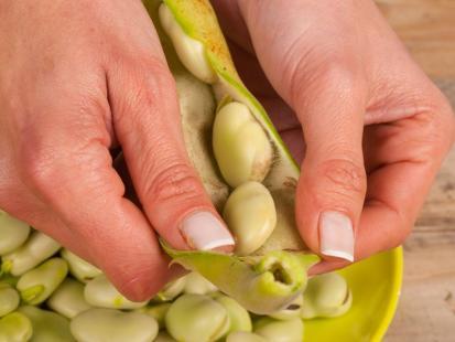 Czy można jeść bób w ciąży?