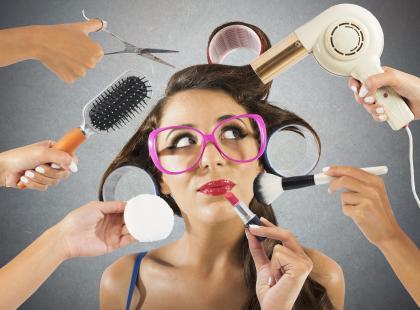 Czy można przesadzić z pielęgnacją włosów?
