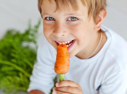 Czy można wychować zdrowe dziecko na diecie wegetariańskiej?