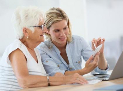 Czy nadajesz się na opiekunkę dla seniora?