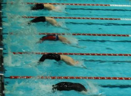 Czy nawroty pływackie to wielka sztuka?