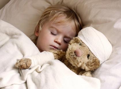 Czy nocne moczenie u dziecka jest powodem do niepokoju?