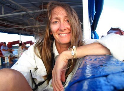 Czy samotne podróże są bezpieczne? Posłuchaj opowieści Beaty Pawlikowskiej!