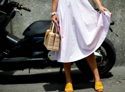 Czy spódnice mają szansę tej wiosny zastąpić spodnie?