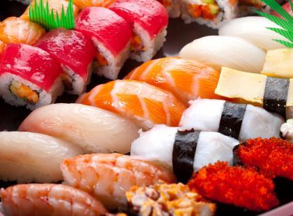 Czy sushi jest zdrowe?