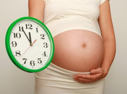 Czy to normalne symptomy porodu?