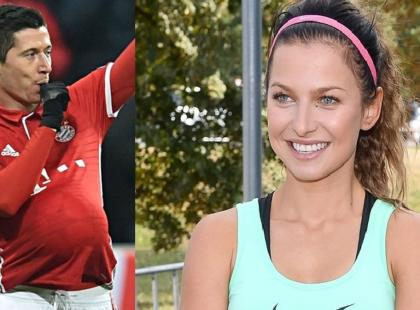 Czy to plotki, czy jednak Anna i Robert Lewandowscy wybrali już imię dla dziecka? Jest bardzo ładne!