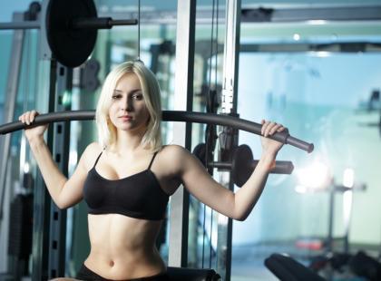 Czy trening siłowy szkodzi kobiecej sylwetce?