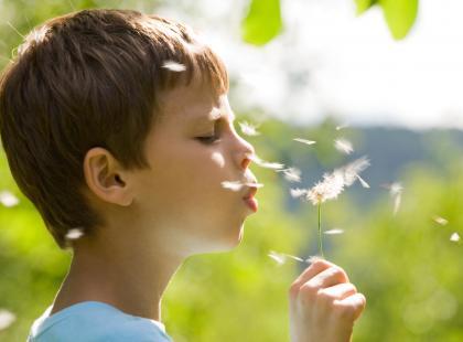Czy Twoje dziecko ma alergię?