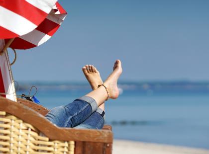 Czy wakacje, gdy ma się dzieci, to rzeczywiście wypoczynek?