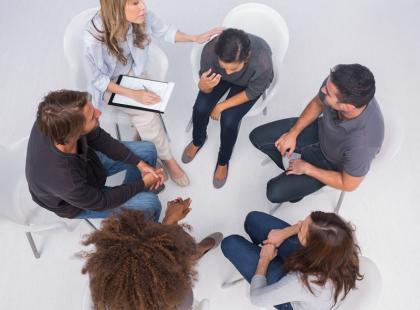 Czy warto należeć do grupy wsparcia?
