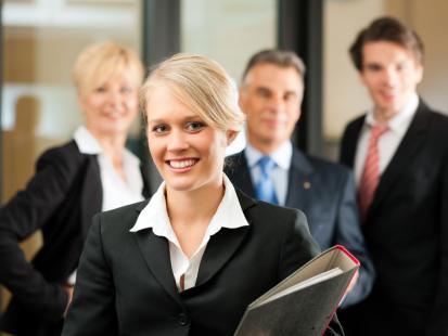 Czy warto pracować w firmie męża?